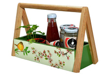 Load image into Gallery viewer, The Weaver's Nest Multipurpose Storage Caddy for Kitchen and Dinning Table