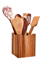 Load image into Gallery viewer, Cutlery Holder with Ladles