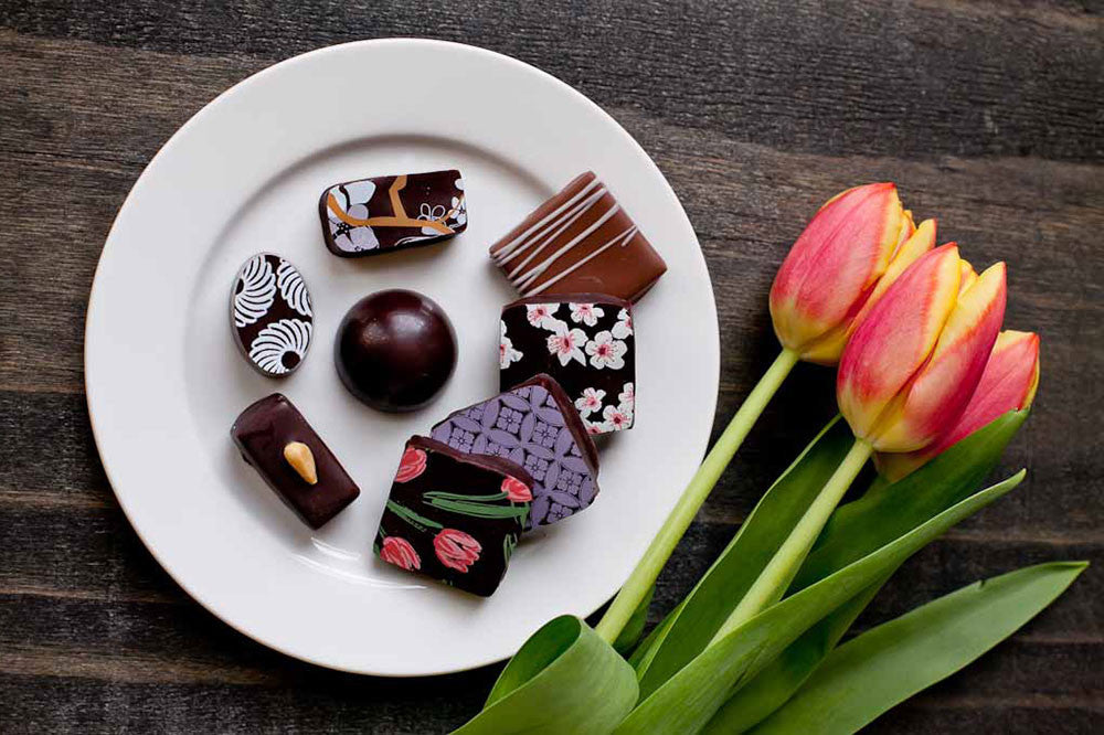 Being Chocolatiers & Moms on Mother's Day