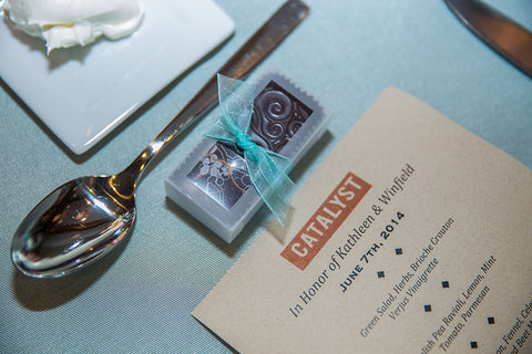 Chocolate Wedding Favor