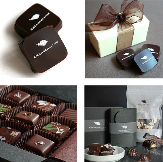corporate artisan chocolate gifts