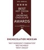 Best Drinking Chocolate Awards