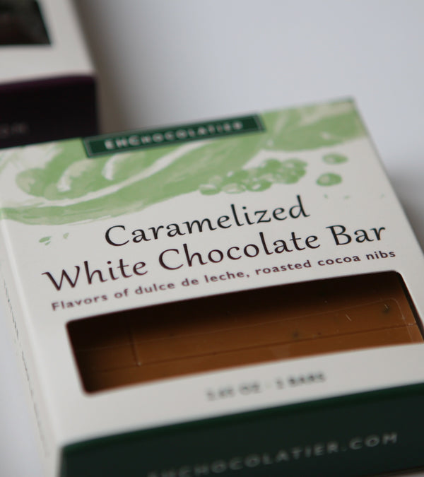 Caramelized White Bar Snack Box