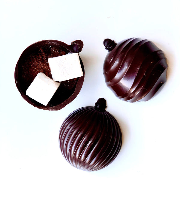 Hot Chocolate Bomb Ornament