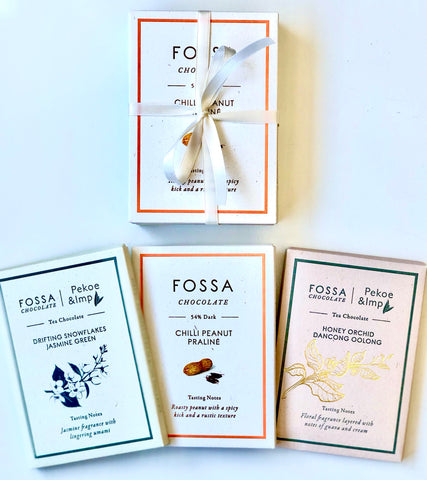 Fossa Trio Package