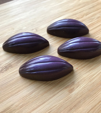 Single Plantation Chocolate Los Ancones Purple Cocoa Pods