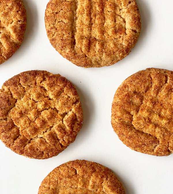 Peanut Butter Spicy Paprika Cookie