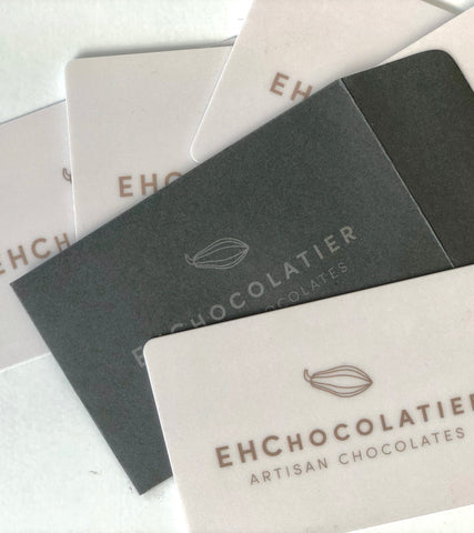 EHChocolatier Gift Card (Physical card)