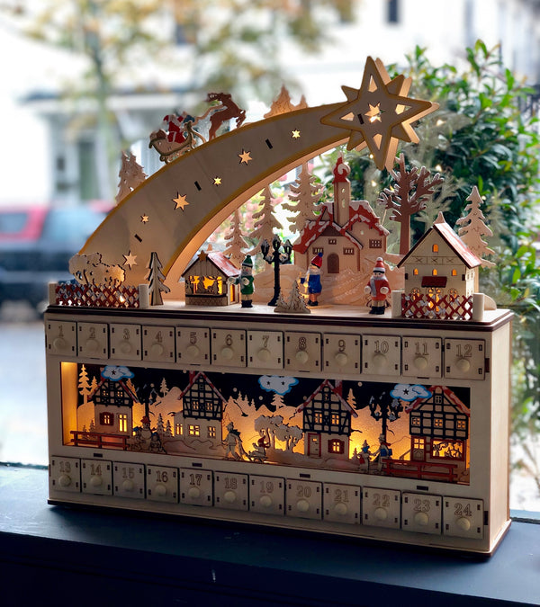 Advent Calendars - Limited edition