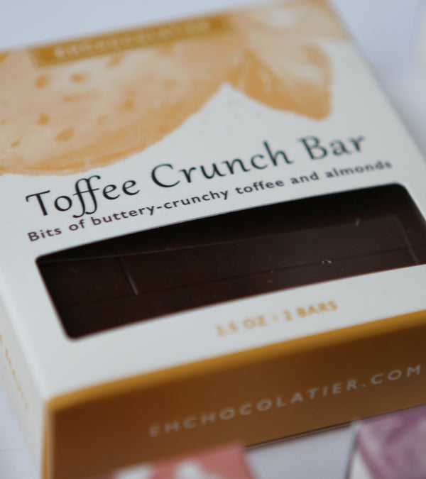 Toffee Crunch Bar Snack Box