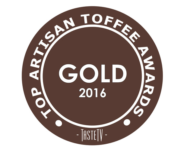 Top Artisan Toffee Award