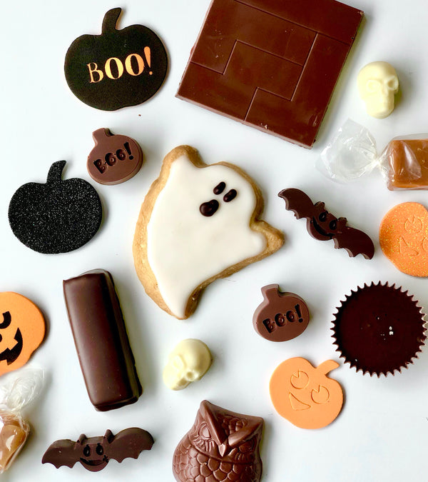 Boo Bag chocolate treats
