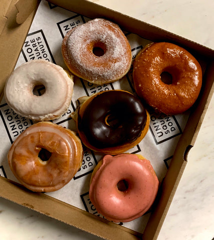 Union Square Donuts Originals Half dozen