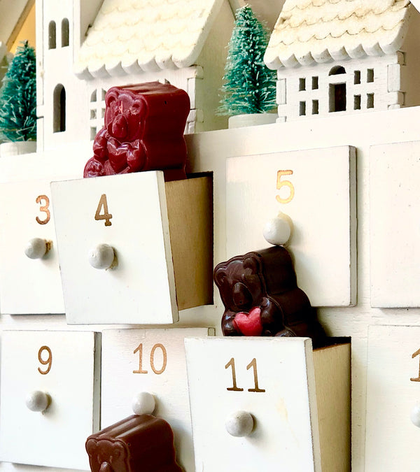 Advent Calendar Refill - Assorted Chocolate Bears