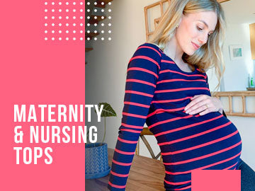 Maternity & Nursing Tops