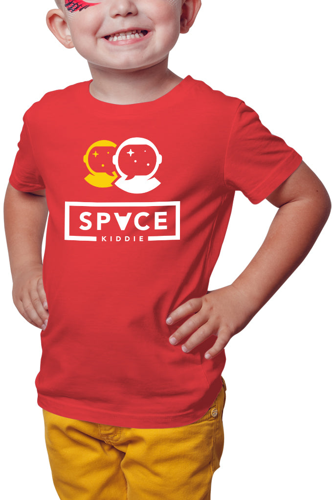 Space Kiddie Boy T-Shirt - Royal Belly