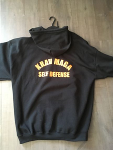 Sweater Fit-Force Krav Maga uit eigen collectie