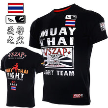 Afbeelding in Gallery-weergave laden, VSZAP fighting muay Thai t-shirt