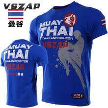 Afbeelding in Gallery-weergave laden, VSZAP T-shirt Muay Thai