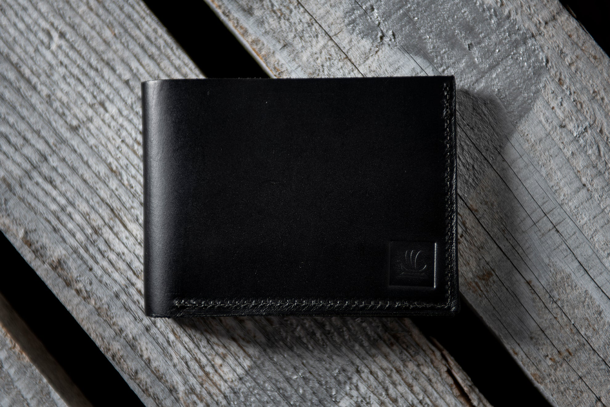 Bifold Wallet - Midnight Black