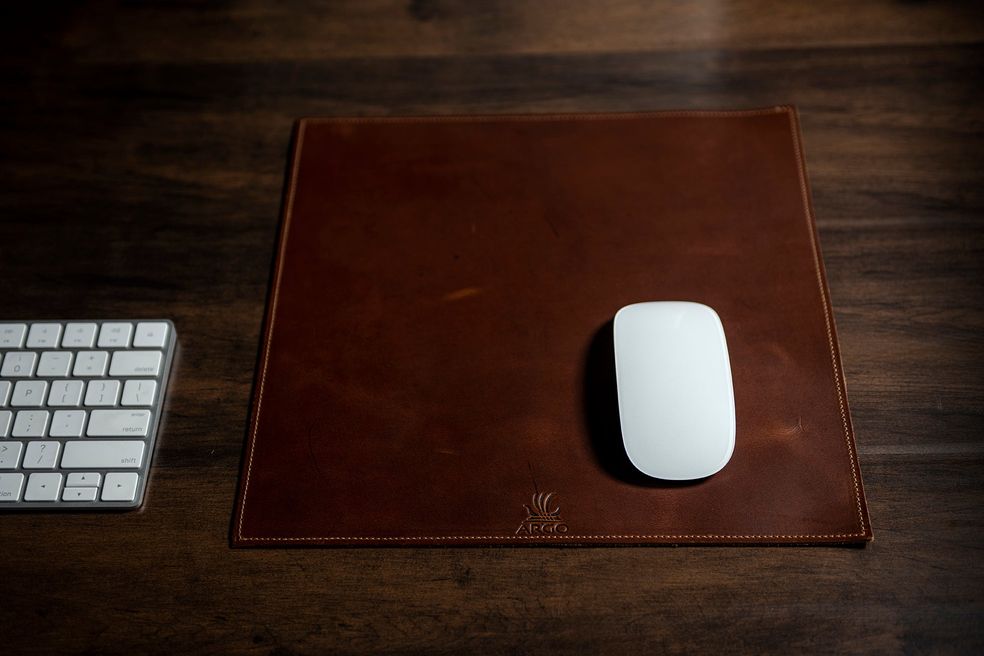 Mouse Pad - Antique Tan