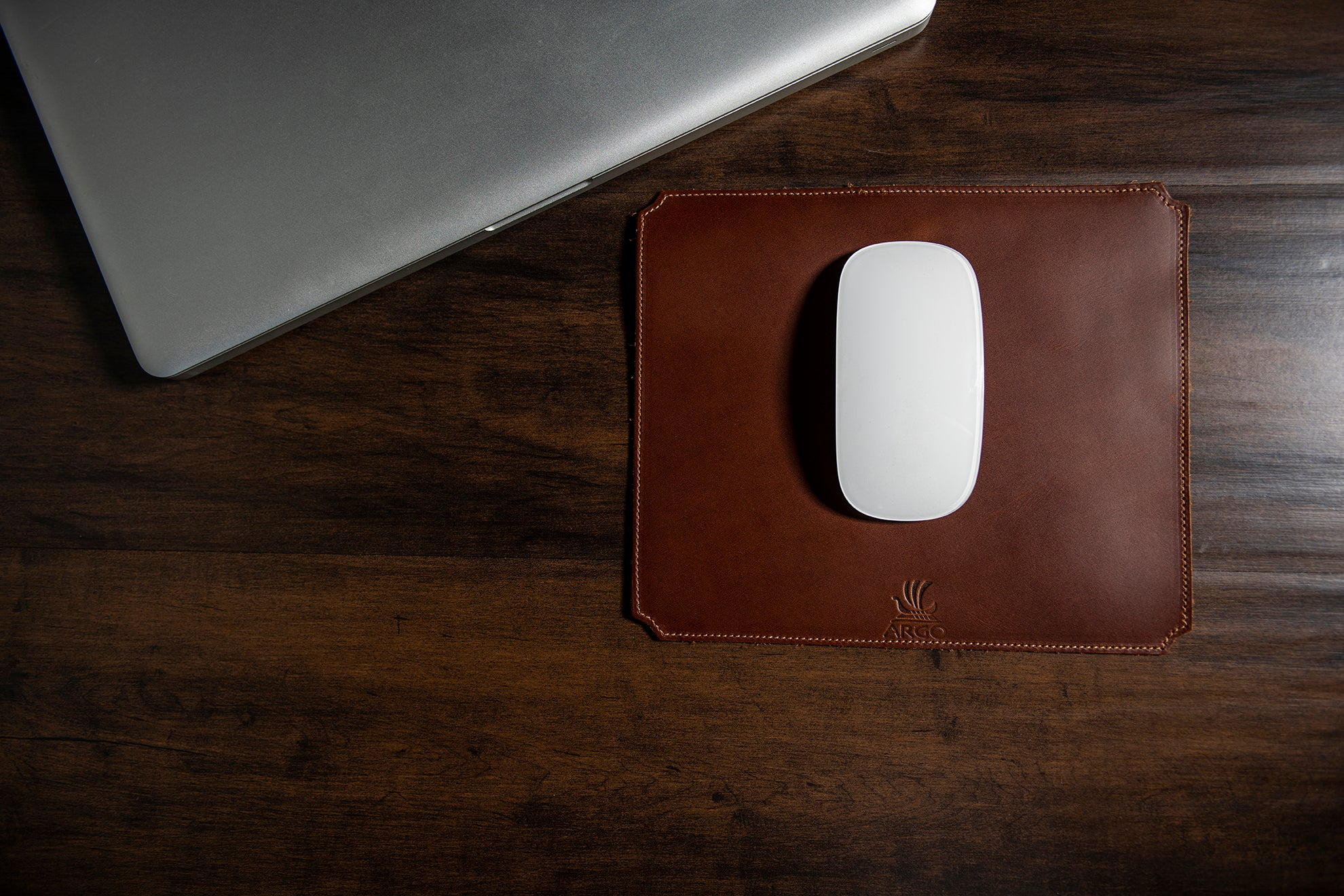 Small Mouse Pad - Antique Tan