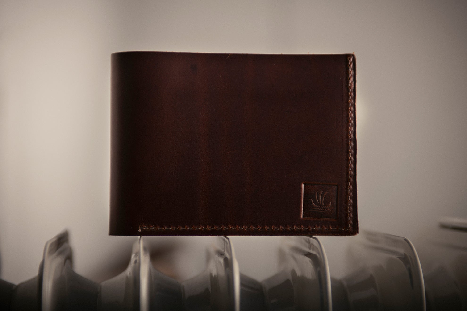 Bifold Wallet - Copper Brown