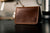 Slim Wallet - Antique Tan