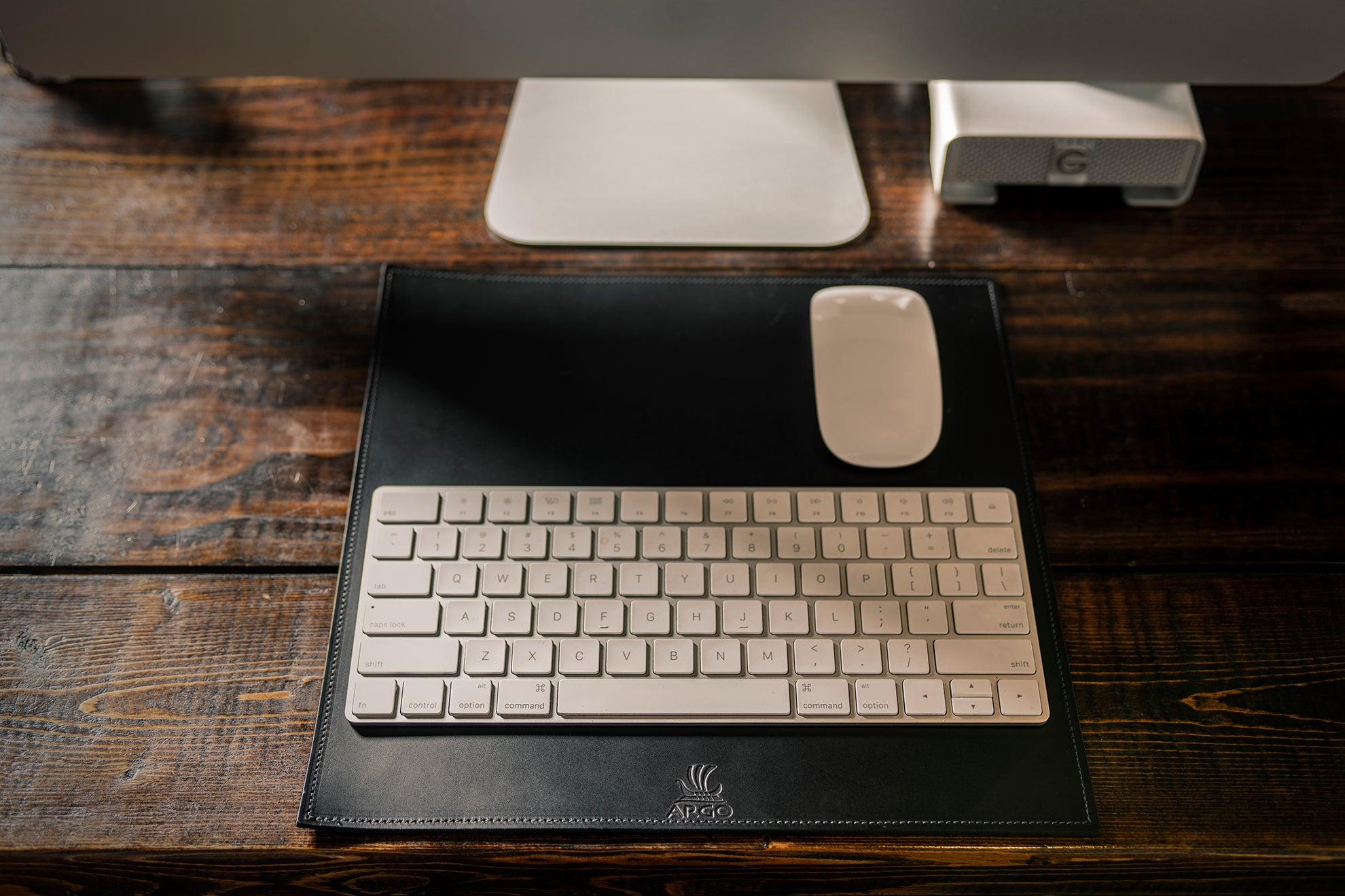 Mouse Pad - Midnight Black
