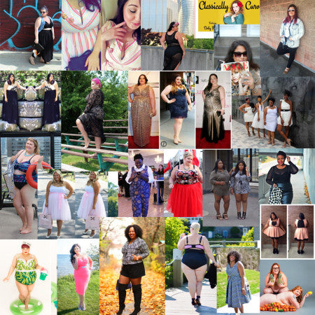 27 Canadian Plus Size Fashion Bloggers You Need To Know