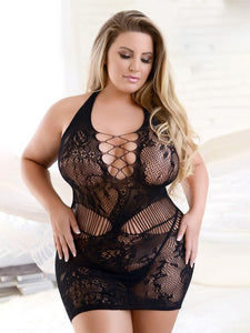 See You Tonight Plus Size Chemise