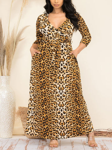 Naked Truth Plus Size Off-Shoulder Ruched Party Dress