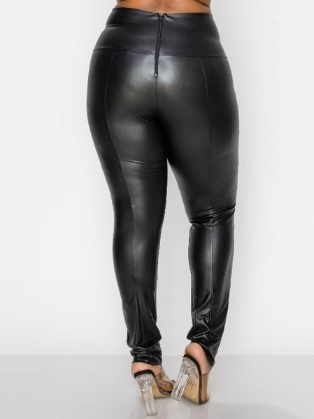 Patio Cocktails Plus Size Jumpsuit