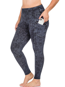 Sola Basic Plus Size Slip Dress/Long Tank in Taupe