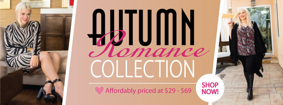 Autumn Romance Collection