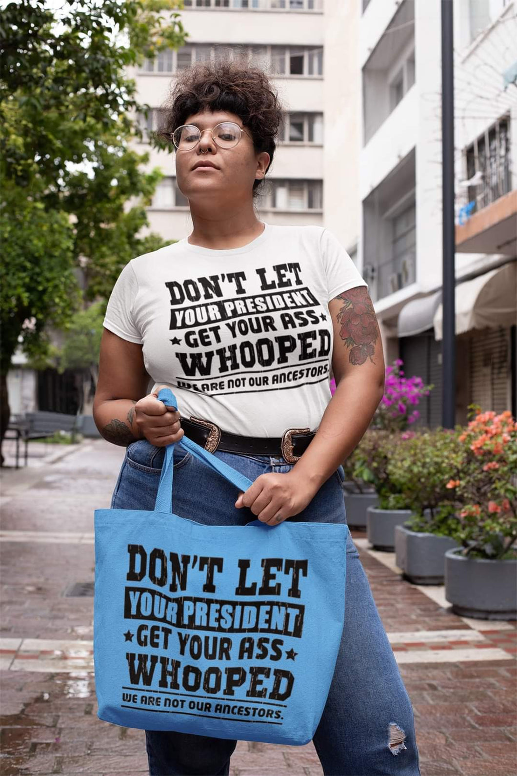 Dont Let Your President