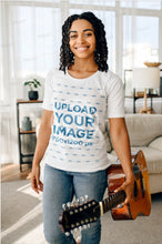 Load image into Gallery viewer, Personalized Printed Women Shirt