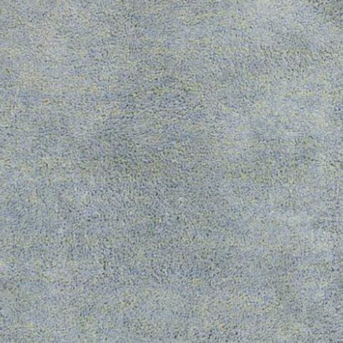 "HomeRoots 2'3"" x 7'6"" Runner Polyester Blue Heather Area Rug"