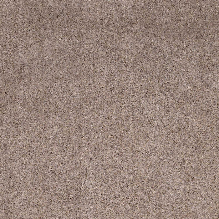 "HomeRoots 3'3"" x 5'3"" Polyester Beige Area Rug"
