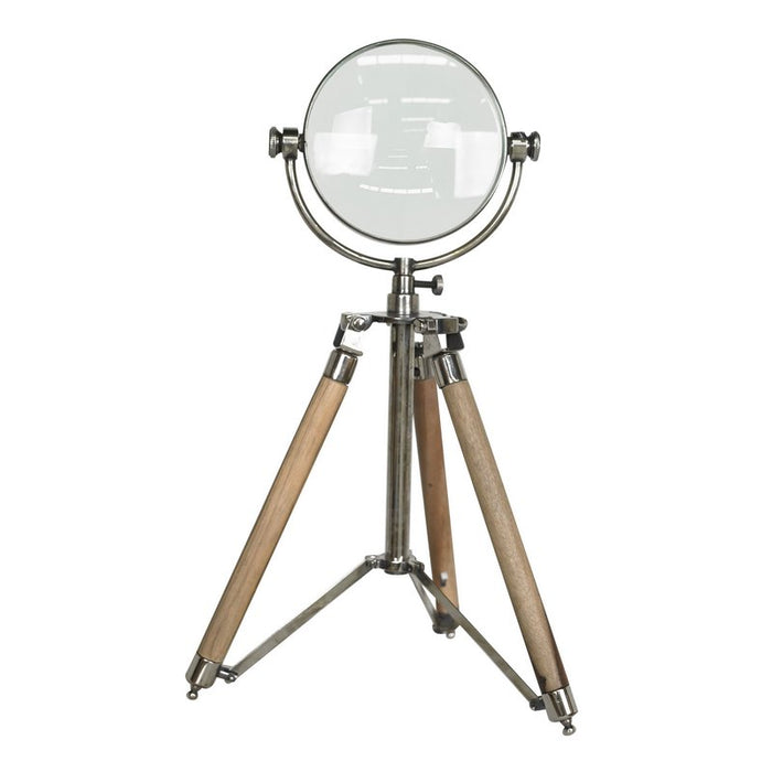 Authentic Models Americas Magnifying Glass With Tripod