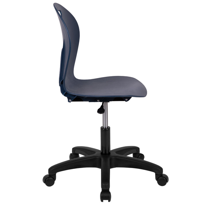 Atlanta Furniture Co. Titan Navy Task Chair