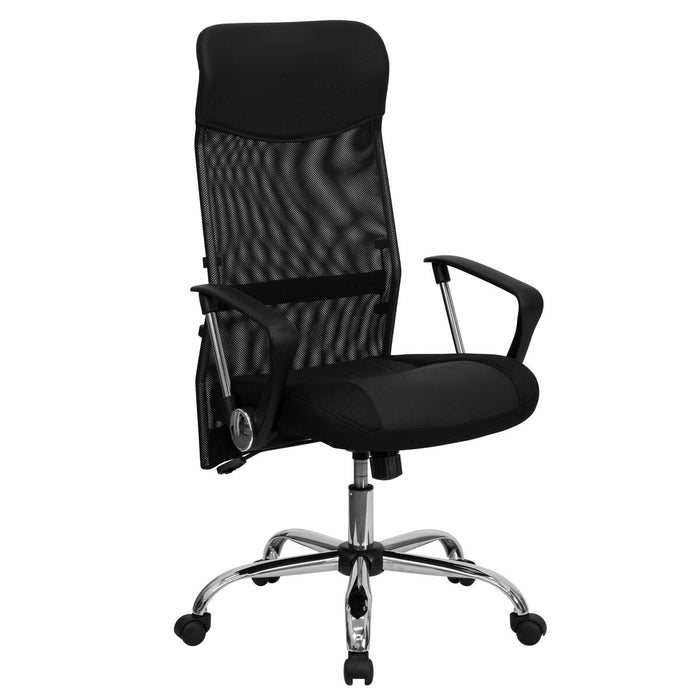 Atlanta Furniture Co. Black High Back Task Chair