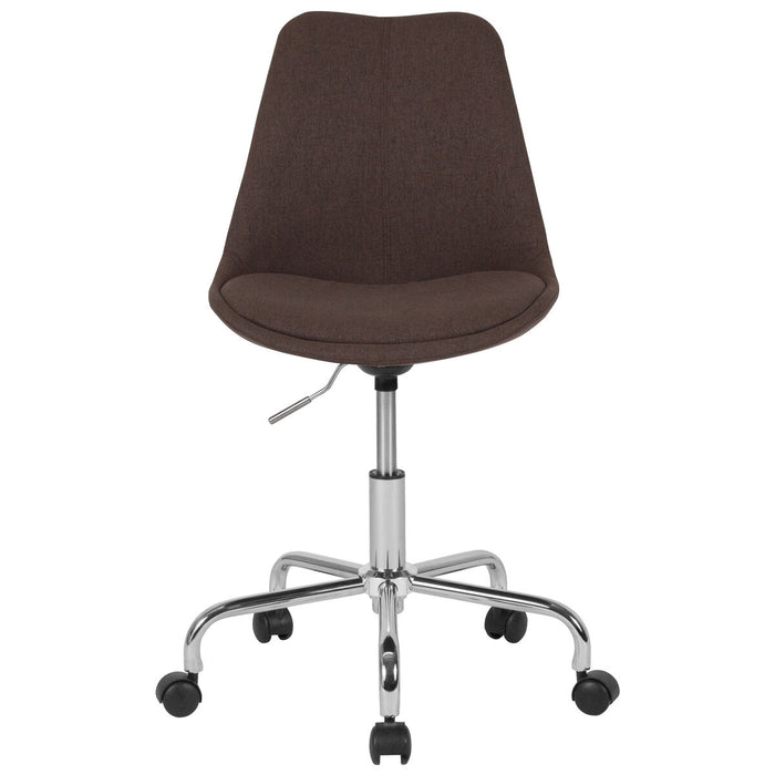 Atlanta Furniture Co. Brown Fabric Task Chair