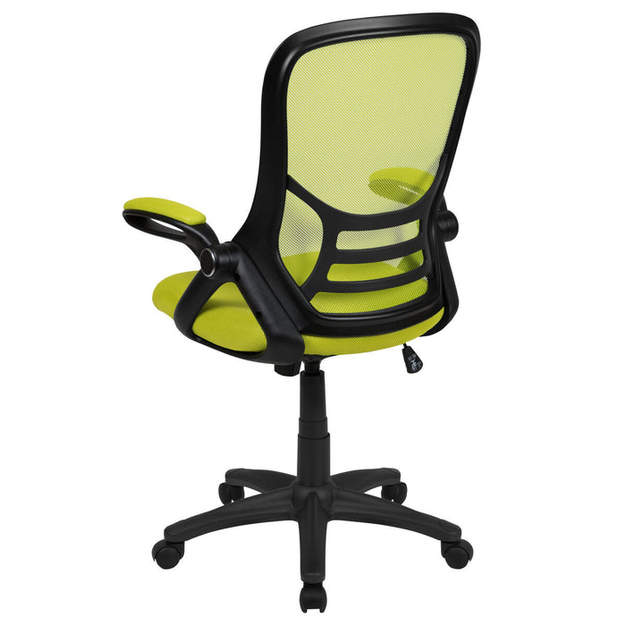 Atlanta Furniture Co. Green Mesh Office Chair
