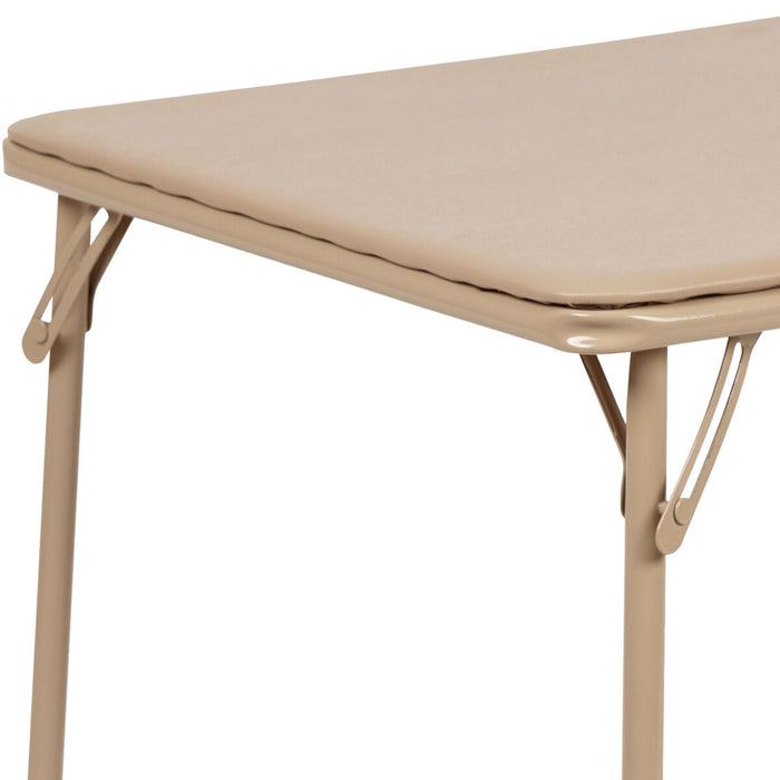 Atlanta Furniture Co. Kids Tan Folding Table