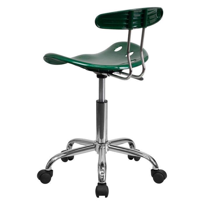 Atlanta Furniture Co. Green Tractor Task Chair