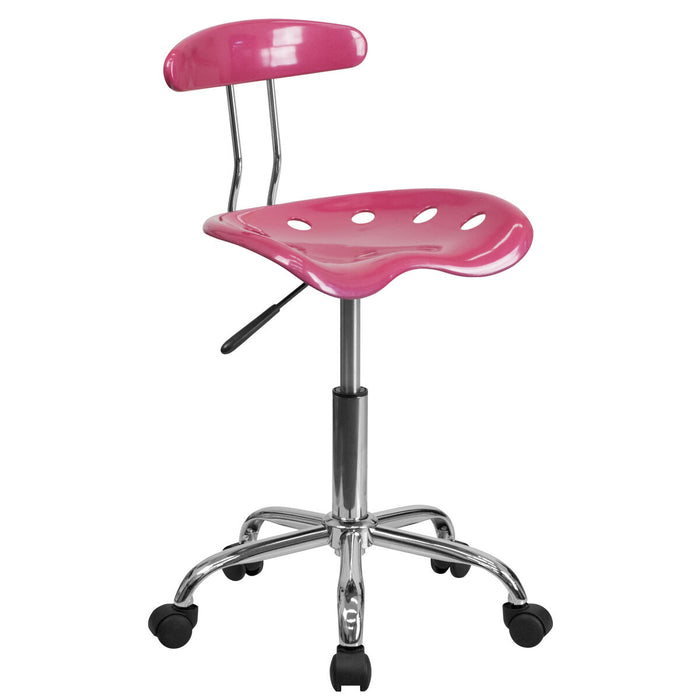 Atlanta Furniture Co. Pink Tractor Task Chair