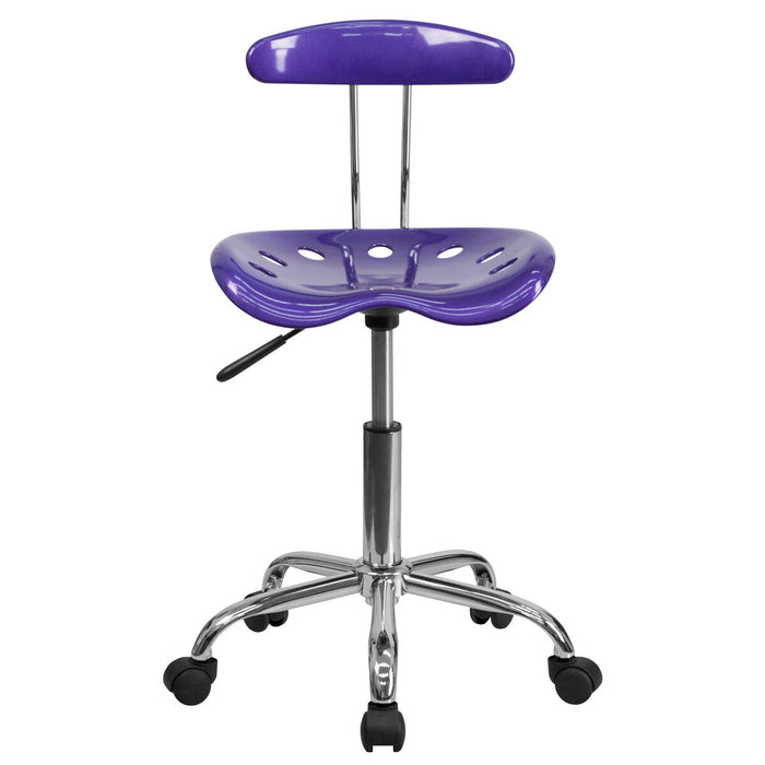 Atlanta Furniture Co. Violet Tractor Task Chair