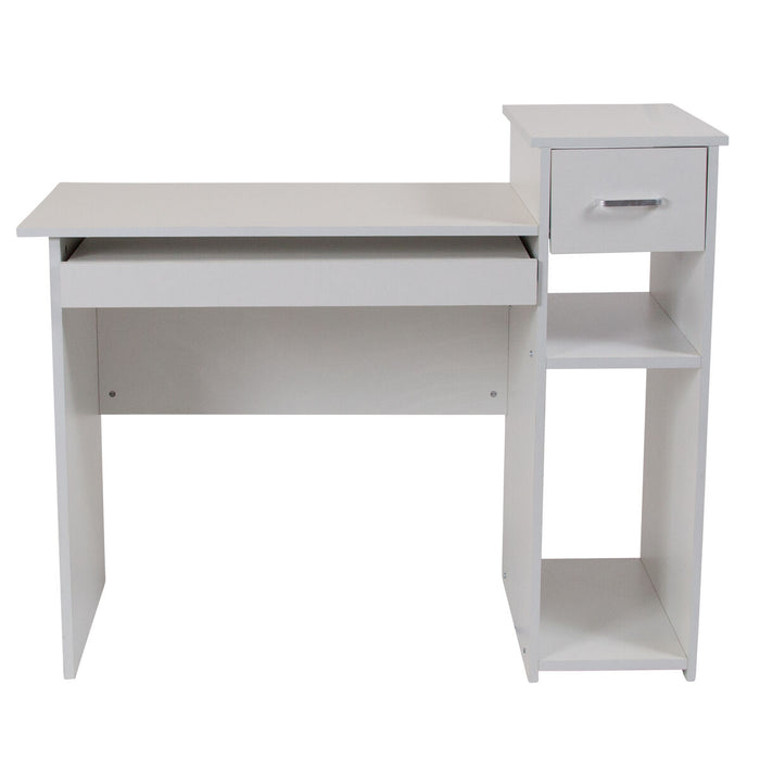 Atlanta Furniture Co. Desk with Shelves