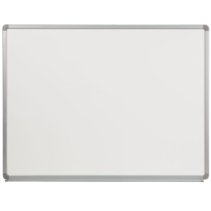 Atlanta Furniture Co. 4'Wx3'H Porcelain Markerboard